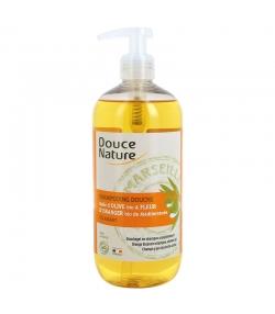 Shampooing douche délassant BIO huile d'olive & fleur d'oranger - 500ml - Douce Nature