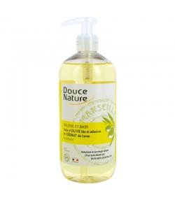 BIO-Dusch- & Badecreme belebend Olivenöl & Zedrat - 500ml - Douce Nature