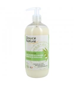 BIO-Duschmilch rückfettend Olivenöl & Mandel - 500ml - Douce Nature