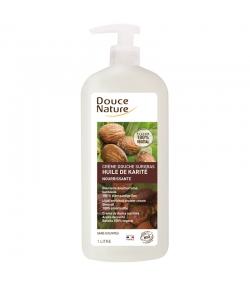 Crème douche surgras nourrissante BIO huile de karité - 1l - Douce Nature