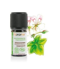 Ätherisches Öl BIO-Geranium Bourbon - 5ml - Florame
