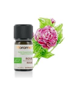 Ätherisches Öl BIO-Damasrose - 1ml - Florame