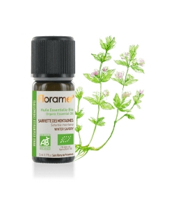 Ätherisches Öl BIO-Bergbohnenkraut - 5ml - Florame