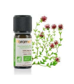 Ätherisches Öl BIO-Thymian linalol - 5ml - Florame