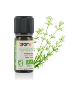Ätherisches Öl BIO-Thymian thymol - 5ml - Florame