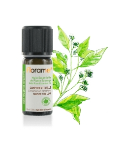 Ätherisches Öl Rosenholz aus Wildsammlung - 10ml - Florame