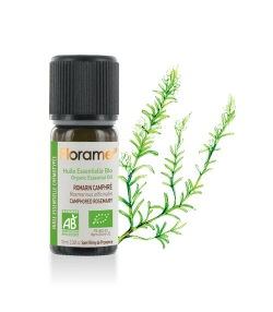 Ätherisches Öl BIO-Rosmarin Kampfer - 10ml - Florame