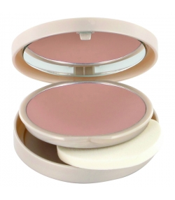 BIO-Make-up Kompakt N°02 Light beige - 9g - Logona