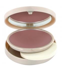 BIO-Make-up Kompakt N°04 Sunny beige - 9g - Logona