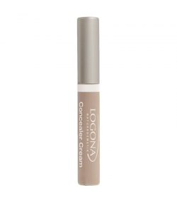 BIO-Abdeckcreme N°02 Light beige - 5ml - Logona