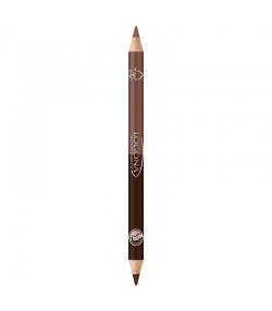 Crayon yeux duo BIO N°01 Coffee - 1,38g - Logona