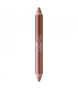 Crayon lèvres duo BIO N°01 Bronze - 4,67g - Logona