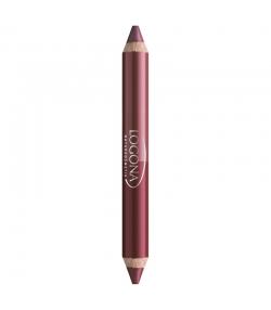 Crayon lèvres duo BIO N°03 Berry - 4,67g - Logona