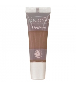 BIO-Lipgloss N°05 Light brown - 10ml - Logona