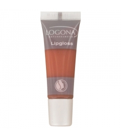 BIO-Lipgloss N°06 Terracotta - 10ml - Logona