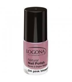 BIO-Nagellack matt N°04 Pink blossom - 4ml - Logona