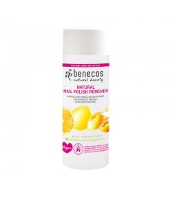 Natürlicher Nagellackentferner Orange & Zitrone - 125ml - Benecos