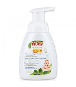 Mousse lavante corps & cheveux bébé naturelle citroganix - 250ml - Nûby All Natural