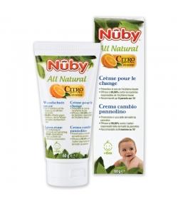 Crème pour le change bébé naturelle citroganix - 60g - Nûby All Natural