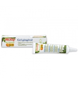 Gel gingival bébé naturel citroganix - 15g - Nûby All Natural
