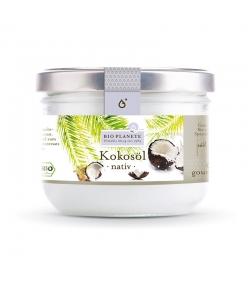 BIO-Kokosöl nativ - 400ml - Bio Planète