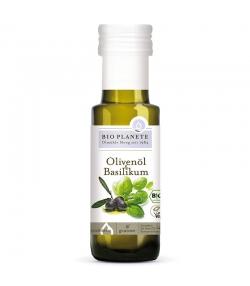 Huile d'olive & basilic BIO - 100ml - Bio Planète
