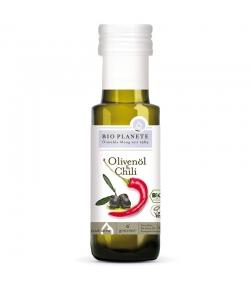Huile d'olive & piment BIO - 100ml - Bio Planète