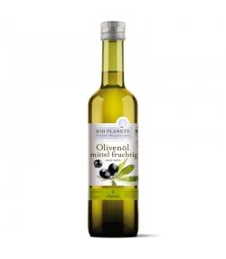 Huile d'olive fruitée medium vierge extra BIO - 500ml - Bio Planète