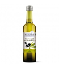 BIO-Olivenöl mittel fruchtig nativ extra - 500ml - Bio Planète