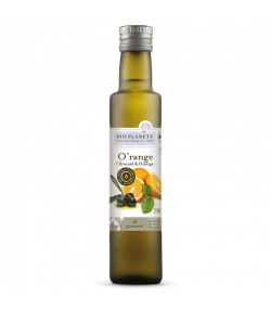 O'range huile d'olive & orange BIO - 250ml - Bio Planète