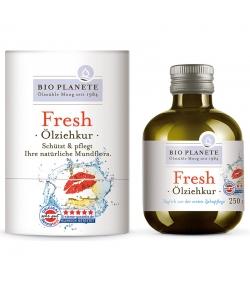Huile pour le bain de bouche Fresh BIO - 250ml - Bio Planète