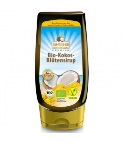 BIO-Kokosblütensirup - 250ml - Dr.Goerg
