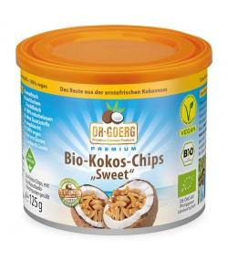 BIO-Kokos-Chips süss - 125g - Dr.Goerg