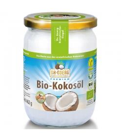 BIO-Kokosöl roh - 500ml - Dr.Goerg