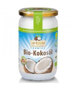 Huile de coco crue BIO - 1l - Dr.Goerg