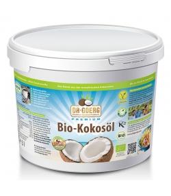 Huile de coco crue BIO - 3l - Dr.Goerg