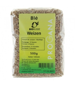 BIO-Weizen - 500g - Progana