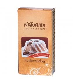 BIO-Puderzucker aus Roh-Rohrzucker - 200g - Naturata