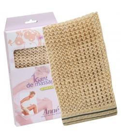 Gant de massage en sisal d'aloes - 1 pièce - Anaé