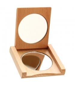 Miroir de poche en bois - 1 pièce - Anaé