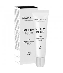 BIO-Lippenbalsam Plum Plum Jojoba, Sheabutter & Pflaume - 15ml - Mádara