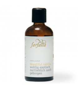 Recharge Aroma-Airstick Beautiful Vanilla - 100ml - Farfalla