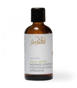 Nachfüllflasche Aroma-Airstick Citrus Garden - 100ml - Farfalla