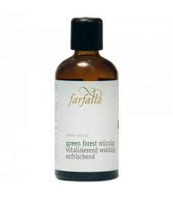 Recharge Aroma-Airstick Green Forest - 100ml - Farfalla