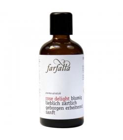 Nachfüllflasche Aroma-Airstick Rose Delight - 100ml - Farfalla