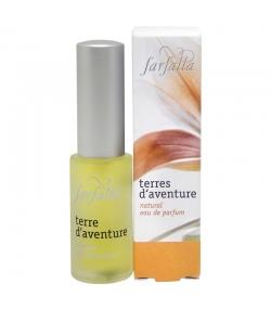 Eau de parfum BIO Terres d'aventure - 10ml - Farfalla