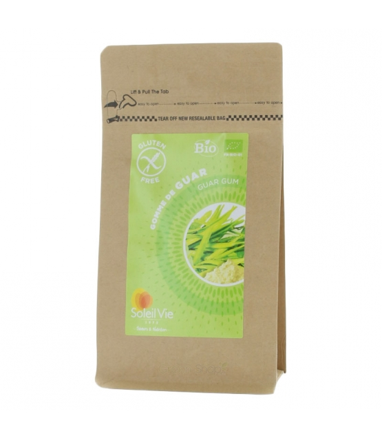 BIO-Guar-Gummi - 100g - Soleil Vie