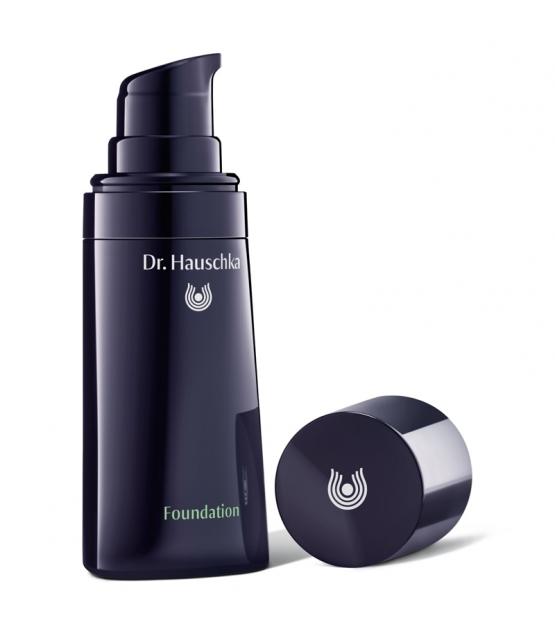 Fond de teint liquide BIO N°07 pacane - 30ml - Dr.Hauschka