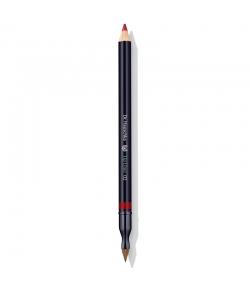 Crayon contour des lèvres BIO N°02 hibiscus boisé- 1,05g - Dr.Hauschka