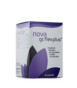 NOVAgc flex plus - 60 comprimés 686mg - NOVA